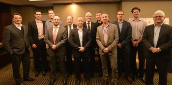 IN PICTURES: ARN Breakfast - Securing the Perfect Firewall (Melbourne & Brisbane) + 24 photos