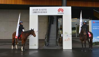 IN PICTURES: Huawei's ICT Roadshow (54 pictures)