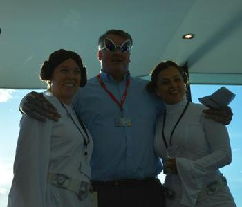 IN PICTURES: Avnet Sci-Fi Christmas Party 2013 Cruise (57 Pictures)