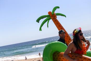IN PICTURES: Manly Inflatable Boat race (+26 photos)