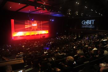 IN PICTURES: CeBIT 2011, Day 1 - opening salvos/keynotes