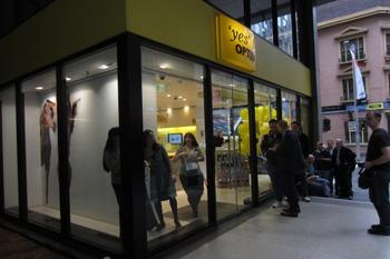 In pictures: Optus Apple iPhone 4S launch