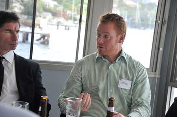 IN PICTURES: Helping Partners Make The Transition To Telco Services roundtable