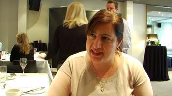 ARN Insight Lunch Series: McAfee's Mona Lolas