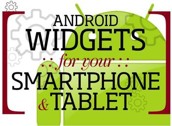 In Pictures: 15 Android widgets to make your smartphone and tablet better