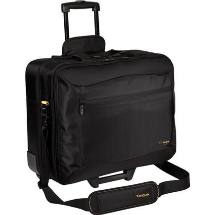 targus 17 inch travel laptop roller