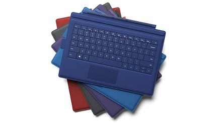 The keyboard covers which can be purchased as optional extras.