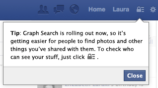 Facebook's Graph Search feature