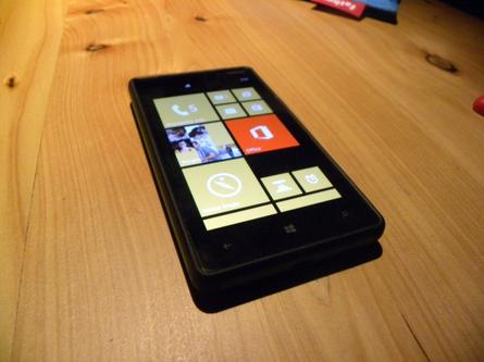 The Nokia Lumia 820 - perspectives