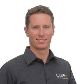 Adam Garnaut - CEO, Core IT
