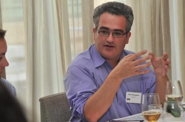 Nick Beaugeard - CEO, HubOne