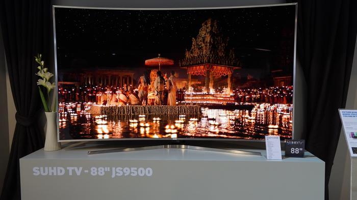 Samsung's 88-inch JS9500