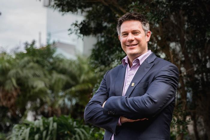 Allan King - Managing Director, Infront