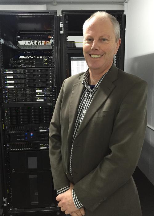 Joe Kelly - General Manager, DAMsmart