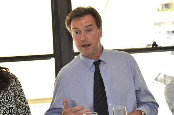 Cylance regional sales manager - Rick Ferguson