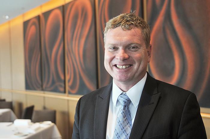Peter Sparkes - Senior director managed security services APJ, Symantec