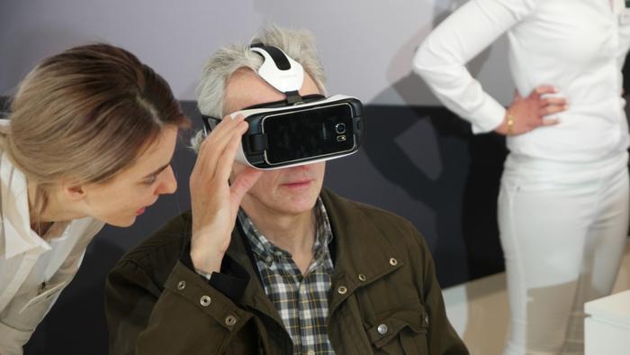 The Galaxy S6 Gear VR