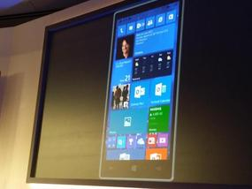 IN PICTURES: Windows 10 briefing and launch