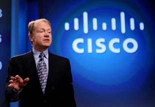 Chambers sets leaving date as Cisco names new CEO