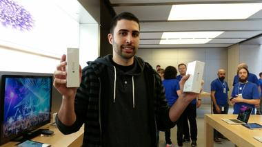 Record broken: iPhone 6, iPhone 6 Plus sales top 10 million in opening weekend