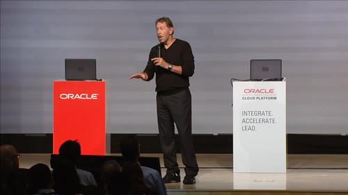 Oracle completes its stack of Cloud services (+11 photos)