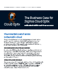 The Business Case for Sophos Cloud Optix | Public Cloud Visibility and Threat Response