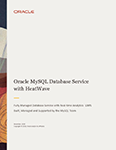 Oracle MySQL Database Service  with HeatWave